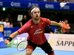 Jan O Jorgensen Stuns Olympic Champ Chen Long to Clinch China Open Title