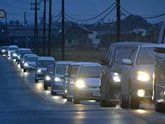 Tsunami Hits Japan After Strong Earthquake, Fukushima Nuclear Plant Briefly Disrupted