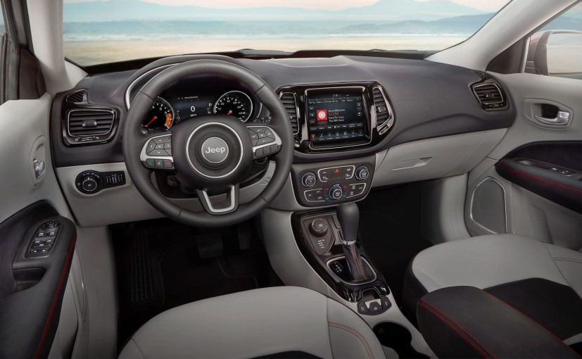 jeep compass cabin