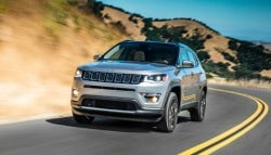 Jeep Compass Gets Closer To Production; Will Make RHD Only In India