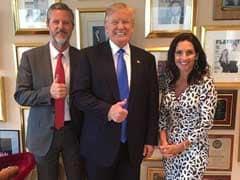 Jerry Falwell Jr Says Donald Trump Offered Him Education Secretary Job