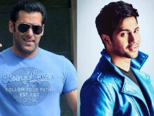 Salman Khan Will be in Varun Dhawan's Judwaa 2. Yay