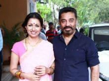 Kamal Haasan, Now 62, Won't Have 'Breakdowns' After Split With Gautami