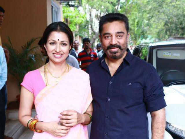 Kamal Haasan, Now 62, Won't Have 'Breakdowns' After Split With Gautami