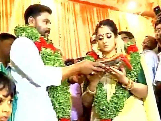 Kavya Madhavan Marries Dileep Actor Says Daughter Gave Consent