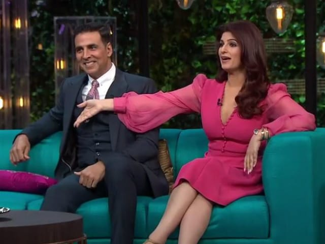 Twinkle Khanna, Akshay Kumar's Koffee Time Will Make You ROFL. 10 Best Quotes