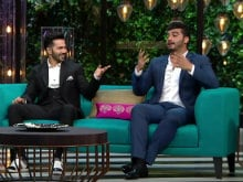 Koffee With Karan 5: Varun Dhawan, Arjun Kapoor Reveal Each Other's Secrets
