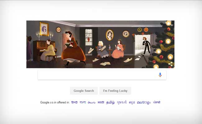 Google Doodle celebrates Louisa May Alcott's 184th year showcasing 'Little Women'