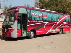 4 Arrested For Hijacking Luxury Bus In Maharashtra