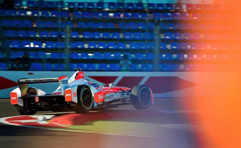 mahindra racing marrakech eprix