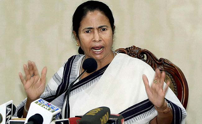 Could Have Dragged Mamata Banerjee By Hair, Thrown Her Out: BJP Leader