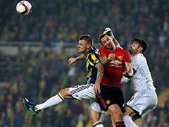 Manchester United Lose 1-2 at Fenerbahce in Europa League