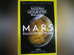 Photo Taken By Mangalyaan Lands National Geographic Cover