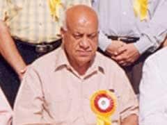 Former Jammu And Kashmir Deputy Chief Minister Mangat Ram Sharma Dies At 85