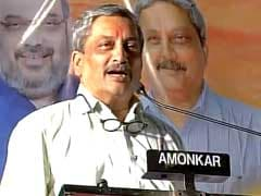 Didn't Expect It From you: Manohar Parrikar's Stinker To Mamata Banerjee