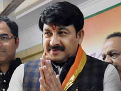 Actor-Turned-Politician Manoj Tiwari Appointed Delhi BJP Chief