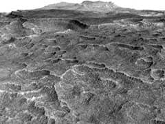 Huge Underground Deposit Of Ice Found On Mars