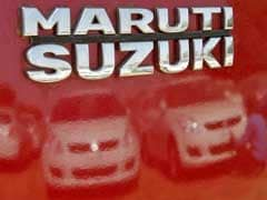 Maruti Suzuki Quarterly Profit Rises 16%, Announces Dividend Of Rs 75