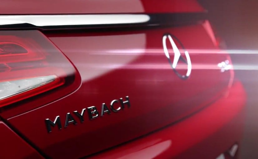 The next Mercedes-Maybach is a US$323000 convertible