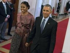 Michelle Obama 'Never' Will Run For White House: President