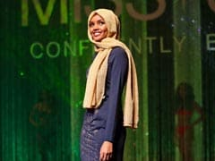 Woman Wears Hijab And Burkini In Minnesota Pageant