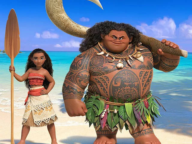 What Makes Dwayne Johnson the Best Choice For His Moana Role