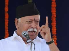 Four-Day RSS Meet In Vadodara From Tomorrow, Mohan Bhagwat To Attend