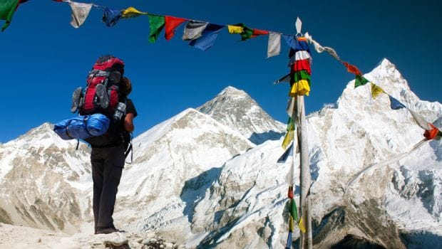 Pop-Up Restaurant On Mount Everest: Unbelievable But True
