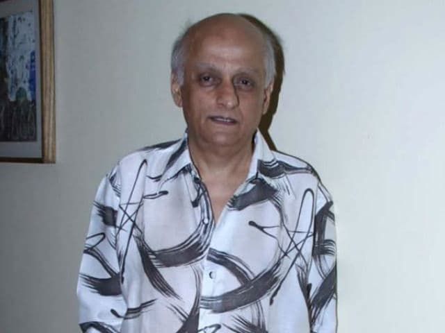 'Film Industry Not Impacted by PM Modi's Demonetisation Move,' Says Mukesh Bhatt
