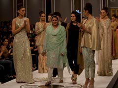 Gang-Raped, Paraded Naked 14 Years Ago, Woman Walks Pak Fashion Runway