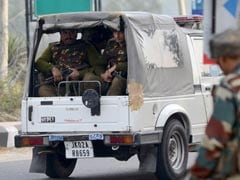 Terrorist Killed In Encounter In Jammu And Kashmir's Baramulla District