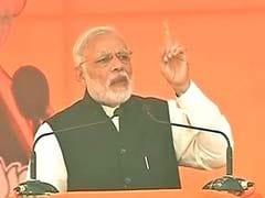 उत्तर प्रदेश : पीएम मोदी को अर्जुन, अमित शाह को कृष्ण दिखाने वाले नेताओं पर होगी कार्रवाई