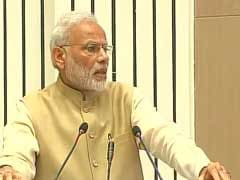 PM Modi Pitches For Skill Development To Fuel Growth