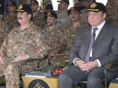 Pakistan Conducts Military Exercise Close To Indian Border