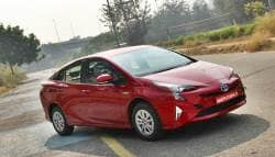 New-Gen Toyota Prius Hybrid Previewed In India; To Be Launched In 2017