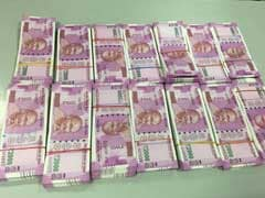 Rs 39.8 Lakh Notes Seized In Ahmedabad; Around 24 Lakhs In Rs 2,000 Notes