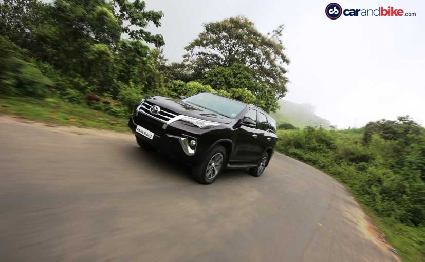 Second Generation Toyota Fortuner Review Ndtv Carandbike