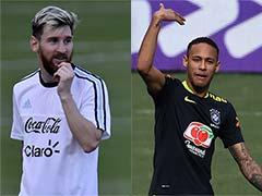 Brazil Eye Argentina Ambush, World Cup Exorcism