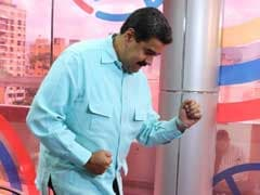 President Nicolas Maduro Dances Salsa While Venezuela Churns