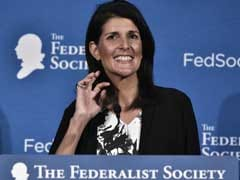 Nikki Haley's Confirmation Hearing For US Envoy To UN Next Week
