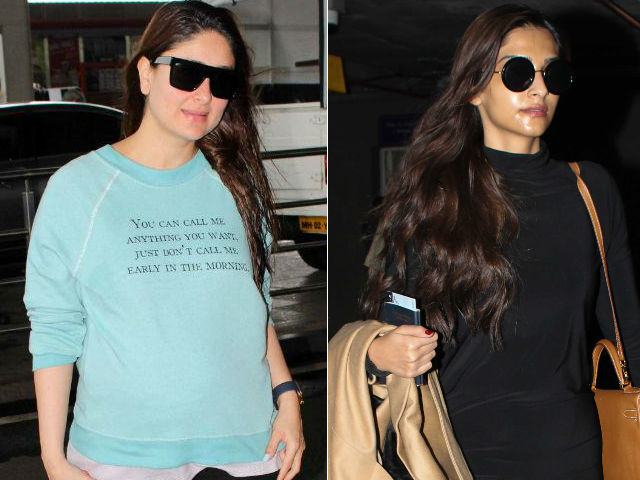 Photos: 30 Bollywood Actresses Spotted Without Make-Up