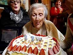 Thriving On Raw Eggs, World's Oldest Person Celebrates Her 117th In Italy