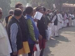 नोटबंदी के खिलाफ सोमवार को देशव्यापी विरोध प्रदर्शन करेगा एकजुट विपक्ष