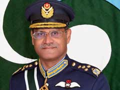'We Are Not Worried About India At All', Says Pakistan's Air Force Chief
