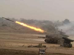 Along Border, Pakistan Holds 'Strike Of Thunder' Drill With Planes, Tanks