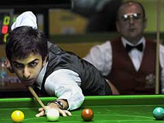 Pankaj Advani Settles For Bronze at IBSF World Snooker Championship