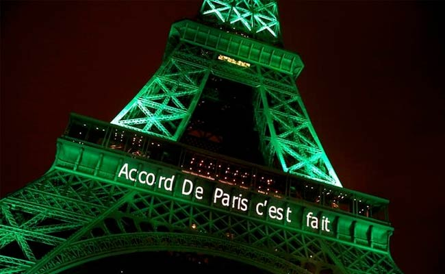 Japan Ratifies Paris Agreement After Pact Enters Into Force
