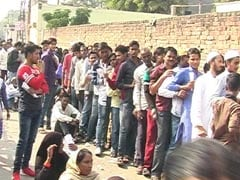 Man Trampled To Death Outside ATM In UP