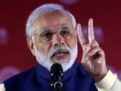 PM Modi's Push For Gujarat To Rival Singapore Moves Ahead