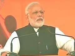 PM Narendra Modi Addresses A Public Gathering In Agra: Highlights